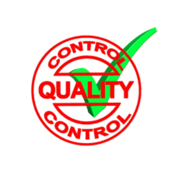 checking and quality control (1)